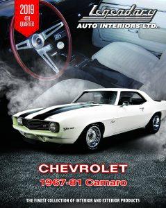 Camaro Custom Auto Interiors Catalog