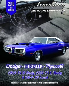 Chrysler Custom Auto Interiors Catalog