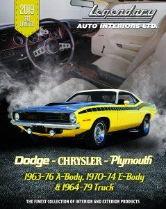 Auto Interior Exterior Chrysler Catalog