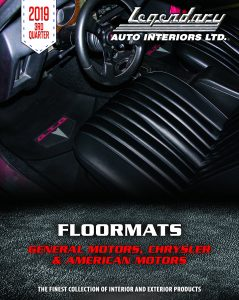 Custom Auto Floormat Catalog