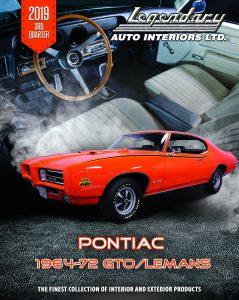 Pontiac GTO Interior Exterior Catalog