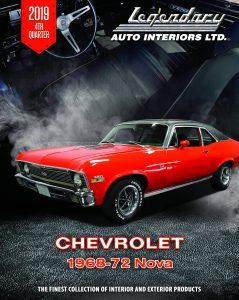 Nova Custom Auto Interiors Catalog