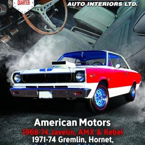 American Motors Interior Exterior Catalog