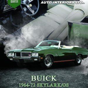 Buick Skylark Interior Exterior Catalog