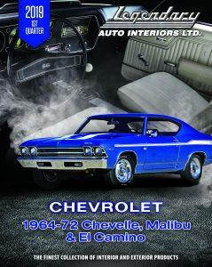 Chevrolet Chevelle Malibu Camino Catalog