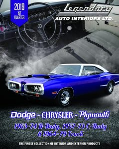 Dodge Chrysler Plymouth Body Catalog