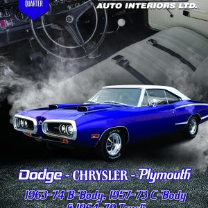 Dodge Chrysler Plymouth Body Catalog