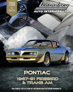 Pontiac Firebird Product Catalog