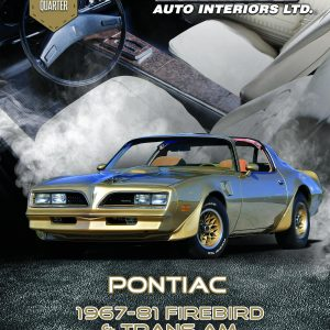 Pontiac Firebird Product Catalog