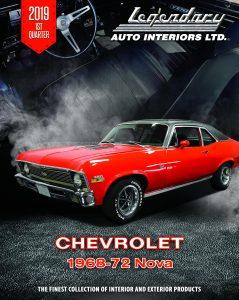 Chevrolet Nova Interior Exterior Catalog