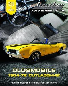 Oldsmobile Cutlass Interior Exterior Catalog