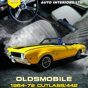 Oldsmobile Cutlass Interior Exterior Catalog