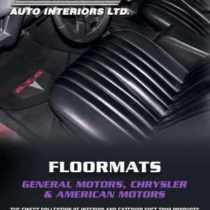 GM Chrysler AM Floormats Catalog