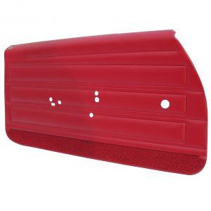 68 GTO Door Panels