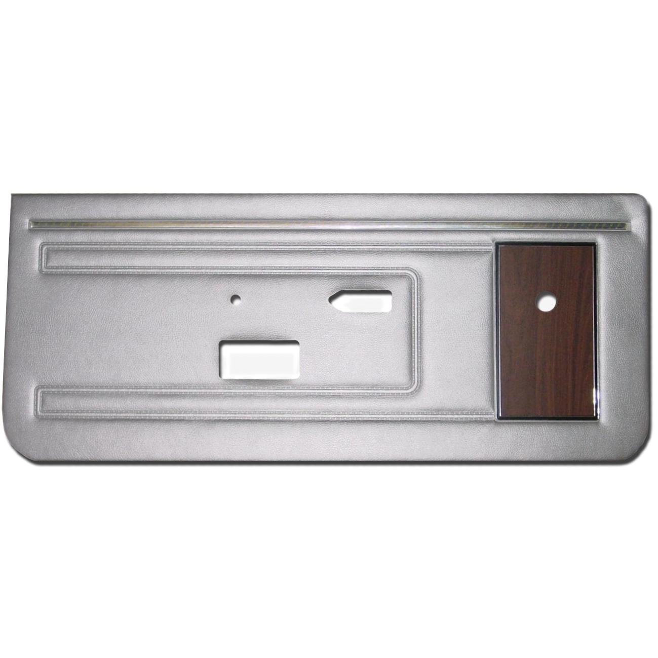 69 Javelin Amx Door Panels Pre Assembled Charcoal Legendary Auto Interiors