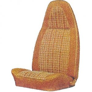 74 Javelin Cloth Seat Upholstery
