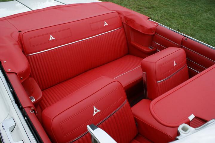 Best Practices For Classic Auto Interior Restoration Legendary