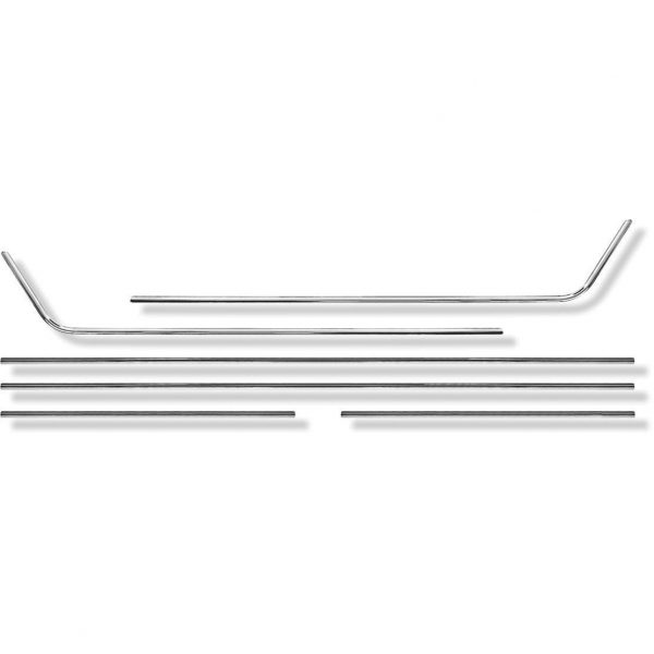 68-69 Camaro Deluxe Door Panel