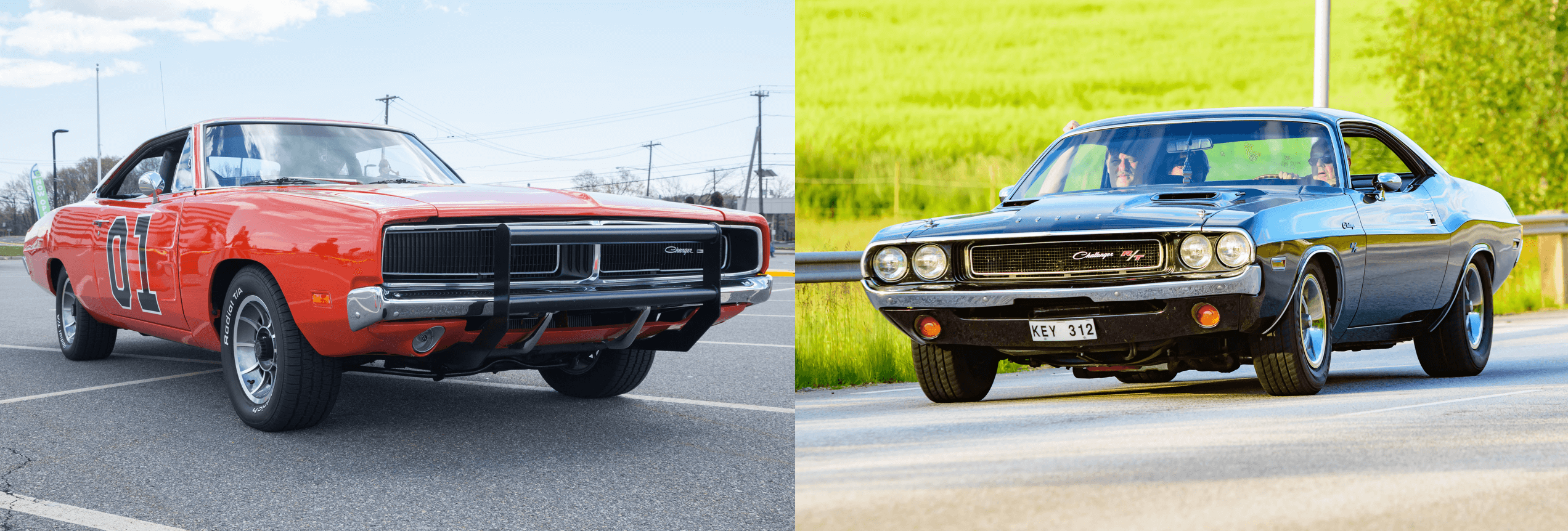 Challenger Vs Charger >> Charger Vs Challenger Which Classic Dodge Comes Out On Top