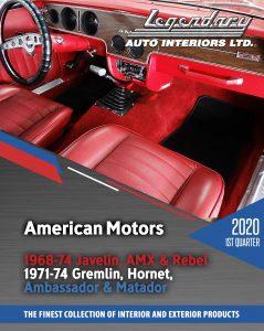 AMC Custom Auto Interiors Catalog
