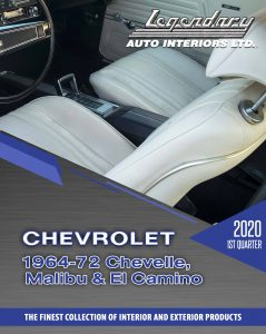 Chevelle Custom Auto Interiors Catalog