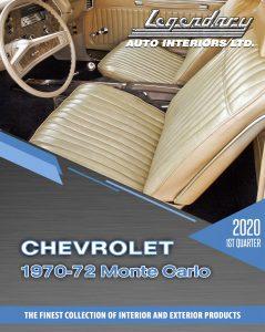 Monte Carlo Custom Auto Interiors Catalog