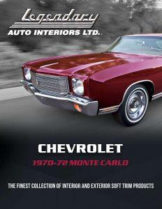 Legendary Auto Interiors Custom Car Interiors Auto Upholstery