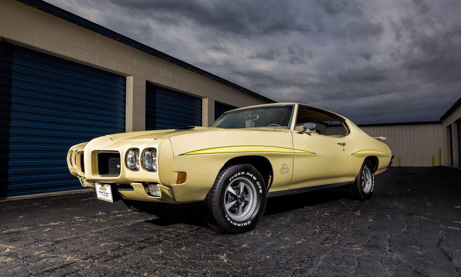 Classic Car Restoration 1970 Pontiac GTO Judge