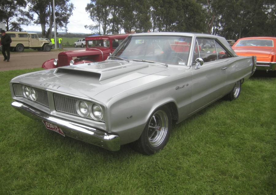 Classic Car Restoration Dodge