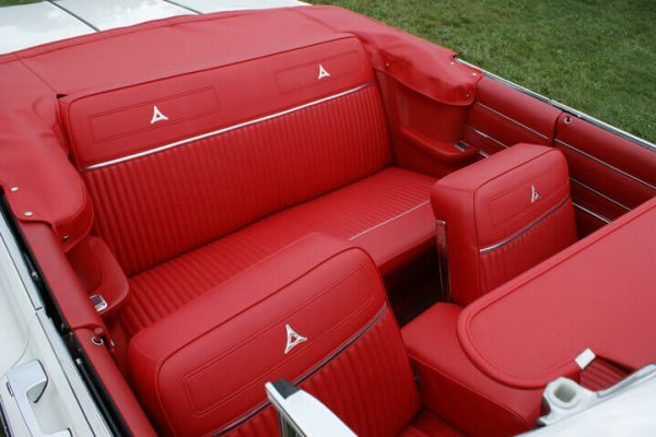 Classic Car Upholstery Interior Restoration