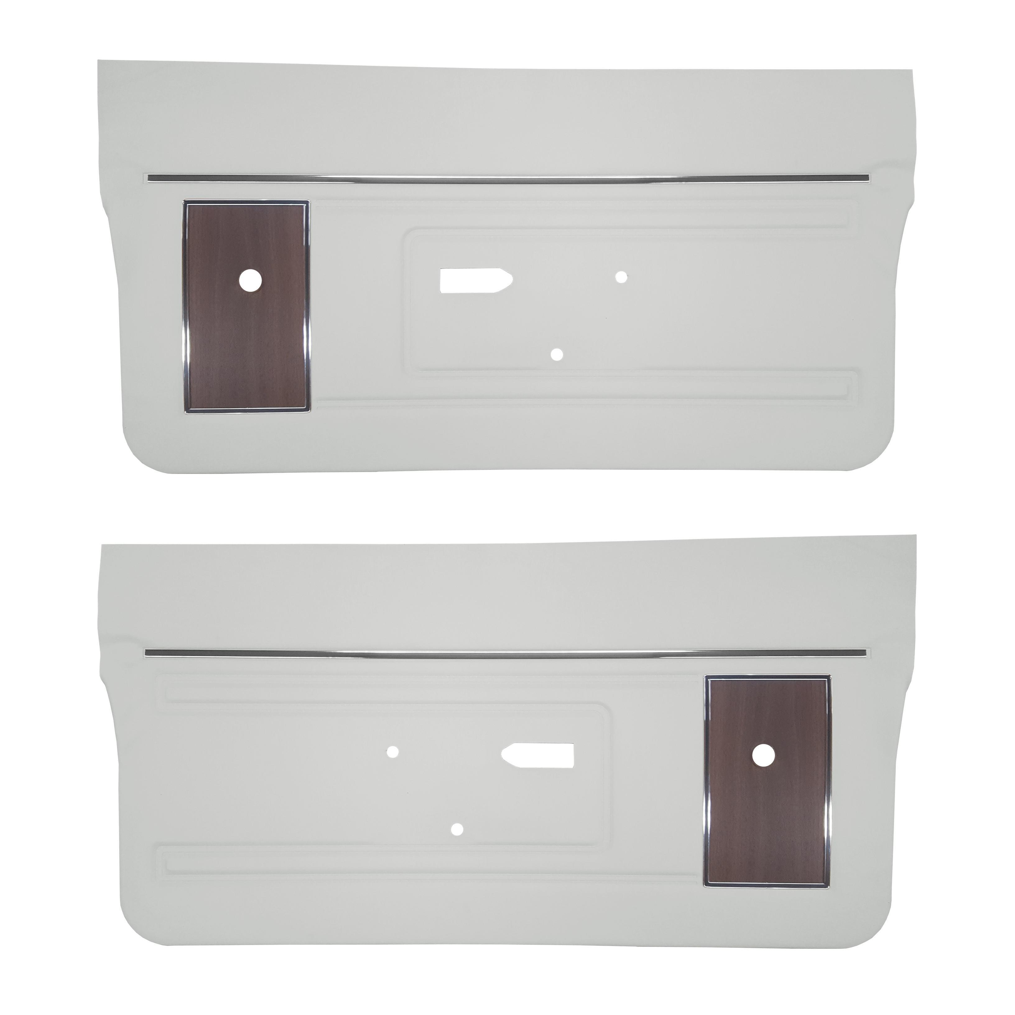 69 Javelin Amx Door Panels Unassembled Platinum Legendary Auto Interiors