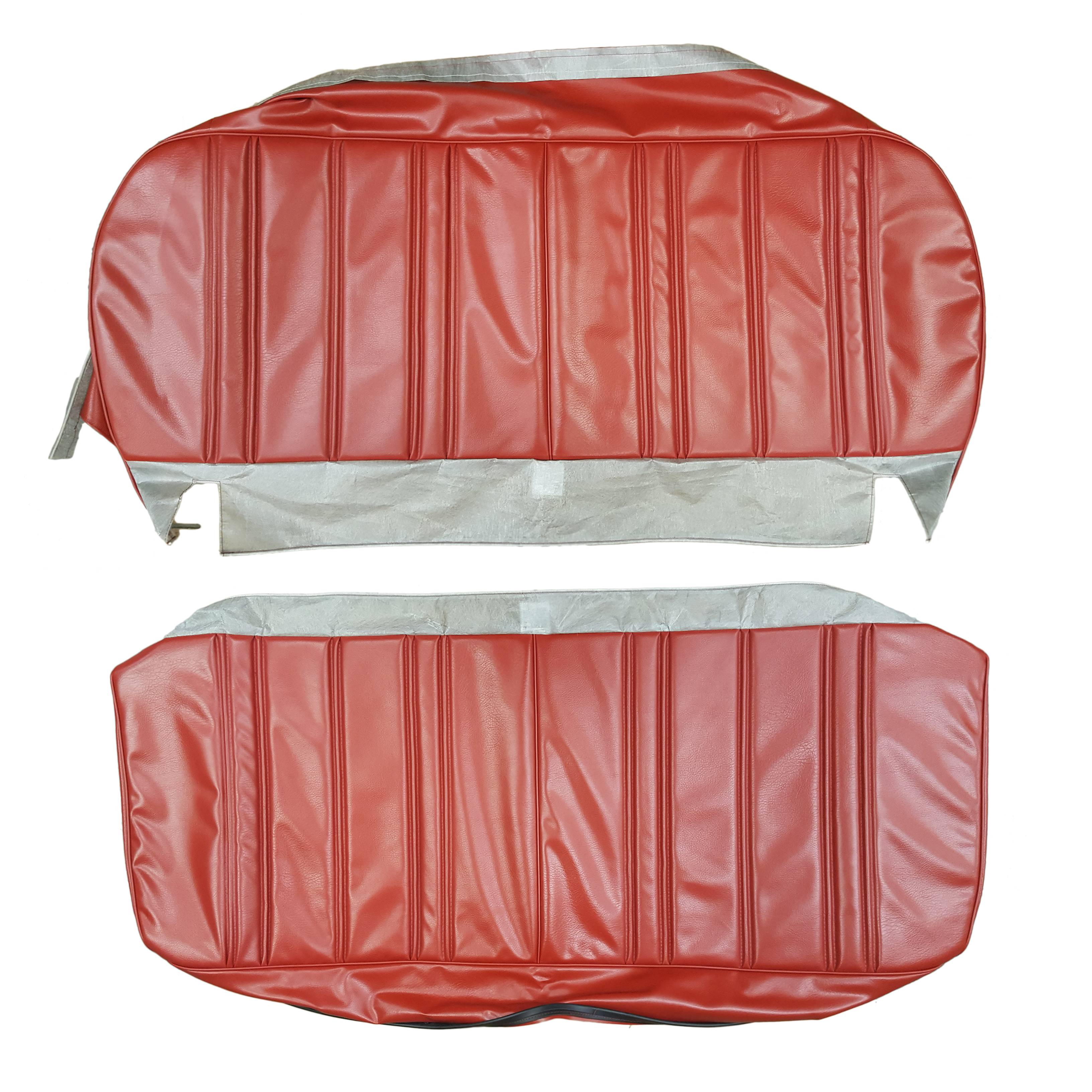 Super 79 Dodge Truck D W Series Bench Seat Upholstery Red Theyellowbook Wood Chair Design Ideas Theyellowbookinfo