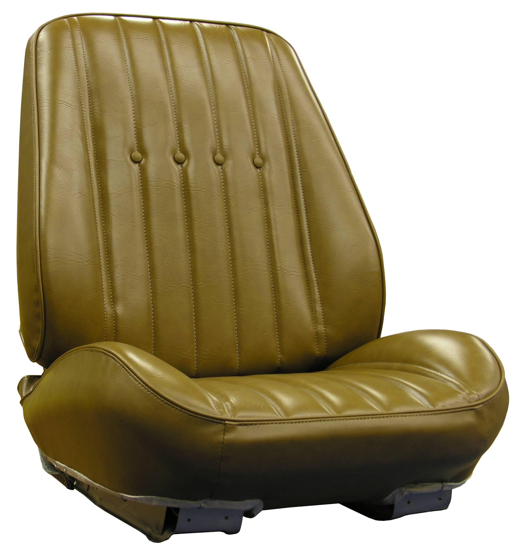 71 72 Monte Carlo Buckets Rallye Bucket Seats Saddle Legendary Auto Interiors