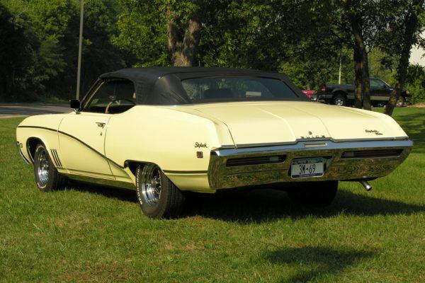 Restomod Classic Car Restoration Buick