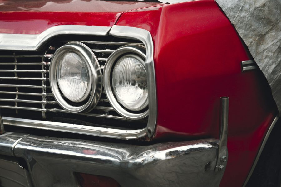 How to Store Your Classic Car