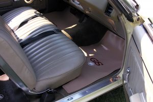 OEM Rubber & Vinyl Floor Mats for American Classic Cars