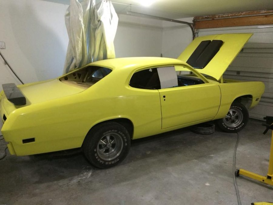 Winter Projects for a Classic Car