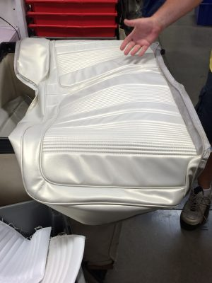 Classic Car Upholstery Replacement