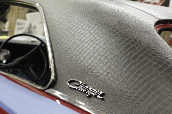 Classic Car Vinyl Top Replacement