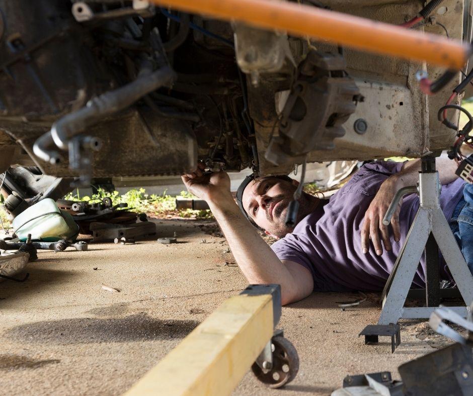 Repair Your Classic Car