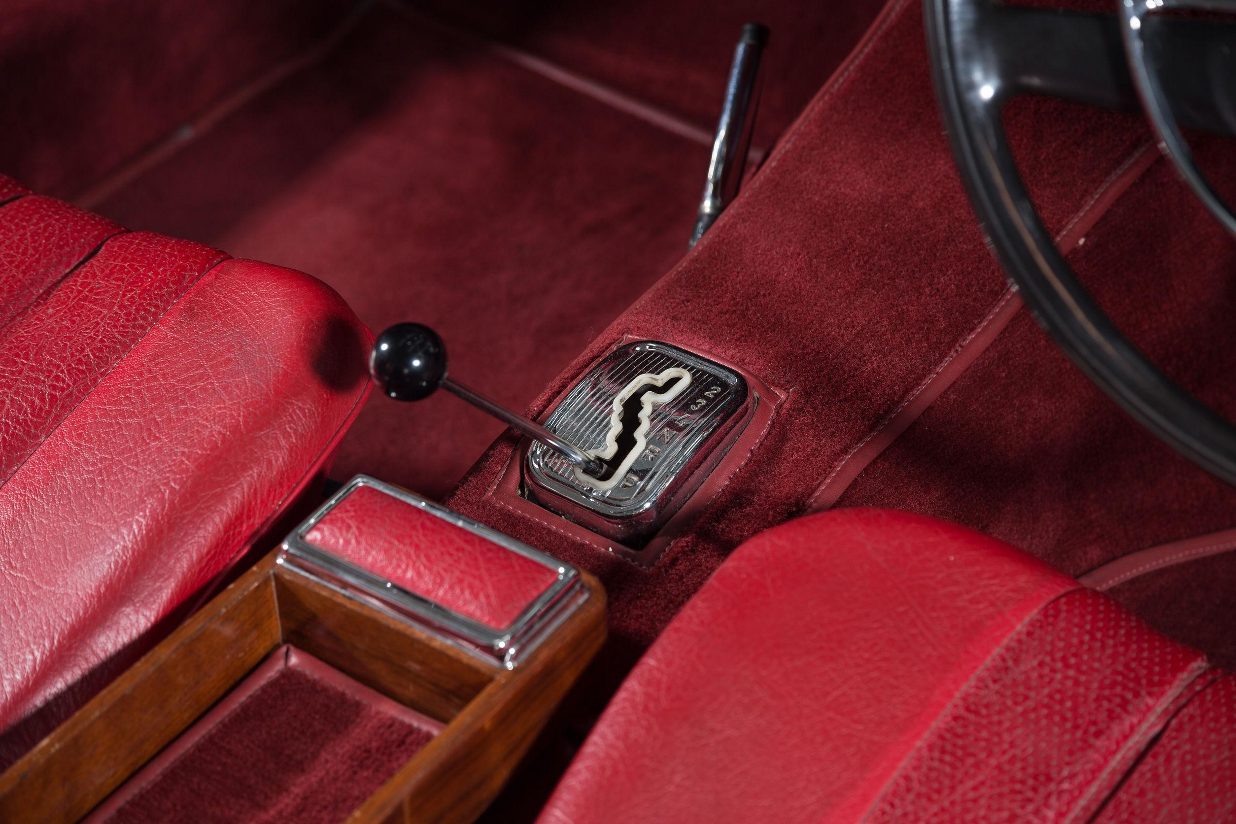 Classic Car Carpet
