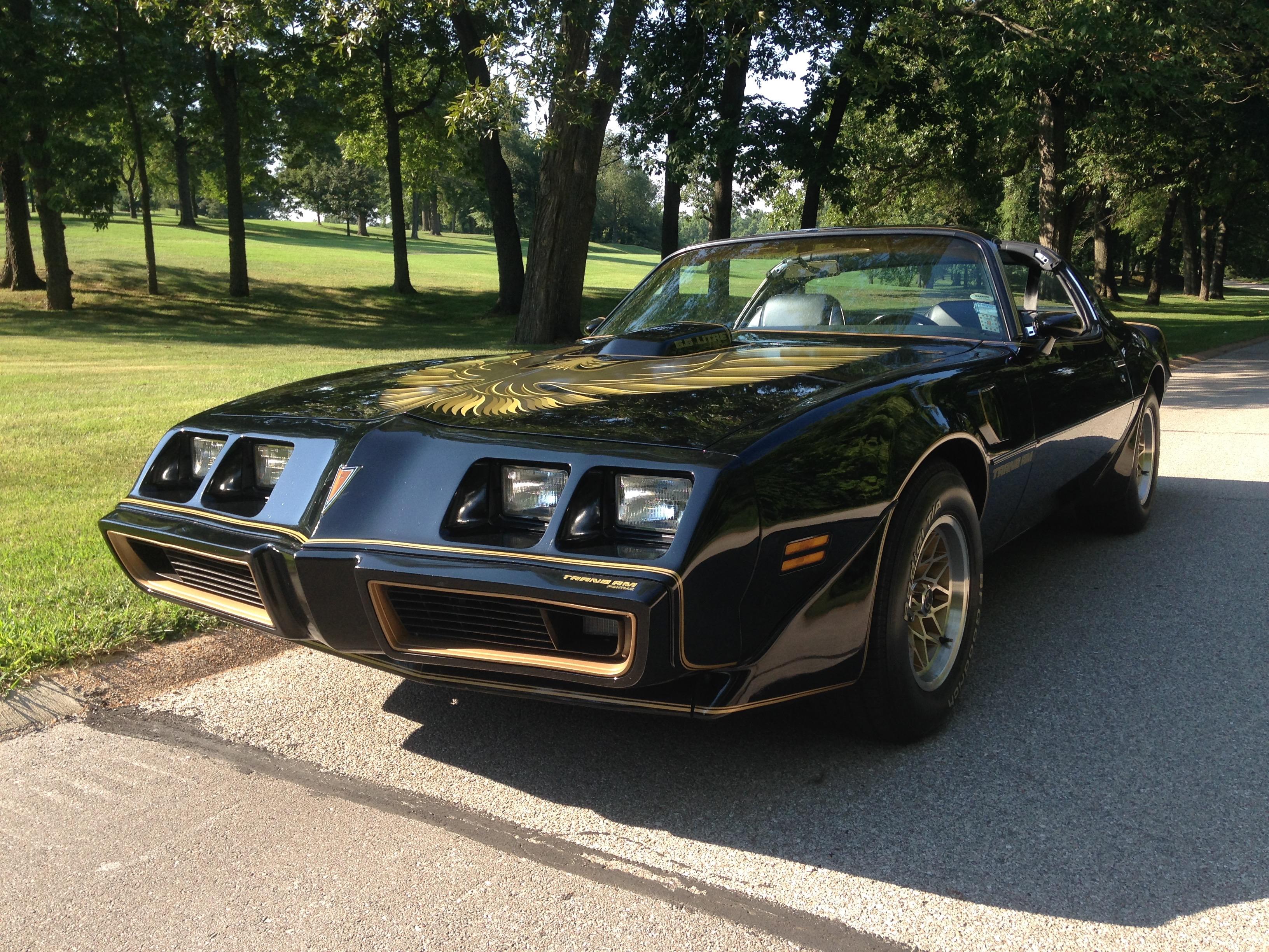 1979 Pontiac Trans Am (Special Edition Y-84)