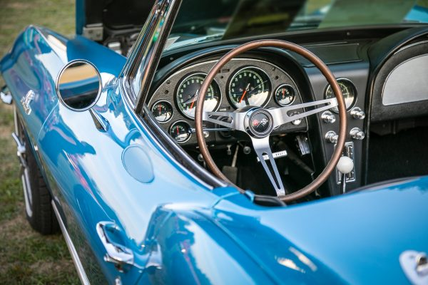 Classic Car Interior Restoration